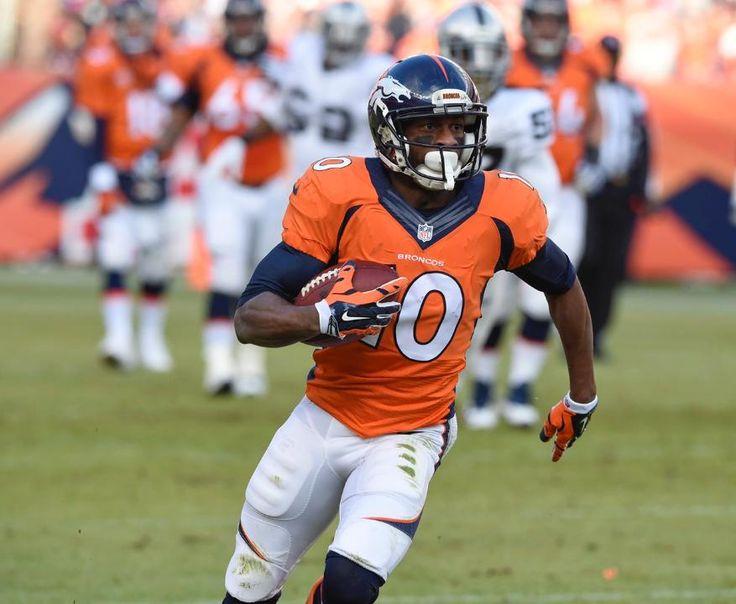 Emmanuel Sanders  - Broncos vs Raiders (12/28/14)