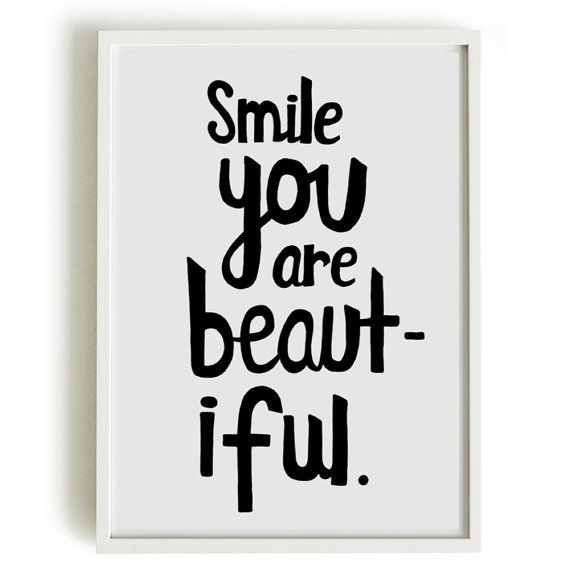 Nice Quotes On Beautiful Smile: Best 25+ You Are Beautiful Quotes Ideas On Pinterest