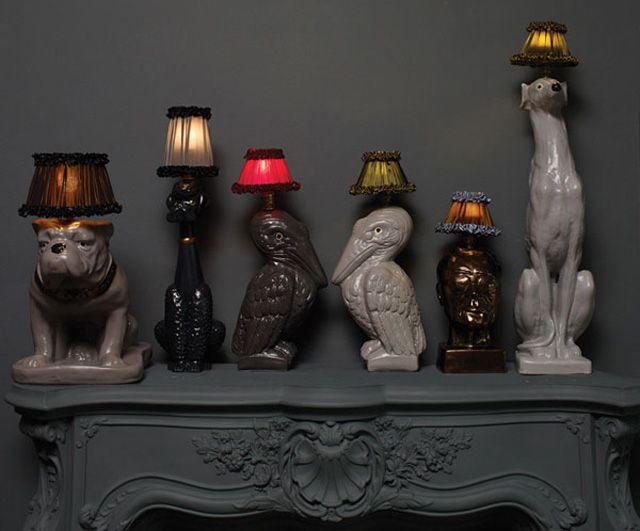 what's not to like about this?    atelier abigail ahern lamps