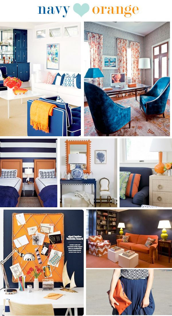 "The title of this post is ""Loving Navy Blue + Almost Anything."" That describes me pretty well."