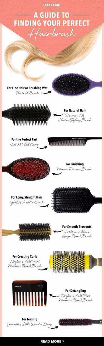 Now I know what brush to use when - good tip