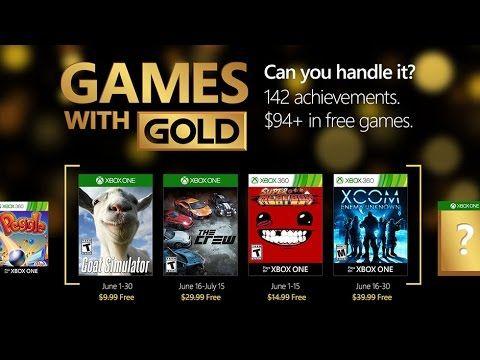 Juegos con Gold Xbox One y Xbox 360 | Junio 2016
