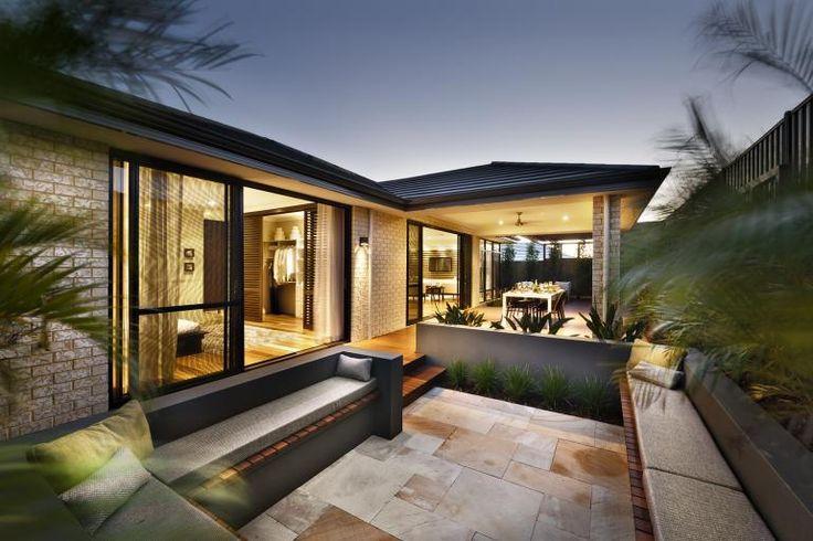 Kayana Display Home - alfresco area Photo : Dale Alcock Homes Perth WA