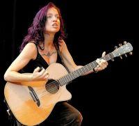 Folk singer Ani DiFranco August 22nd #annapolis #maryland