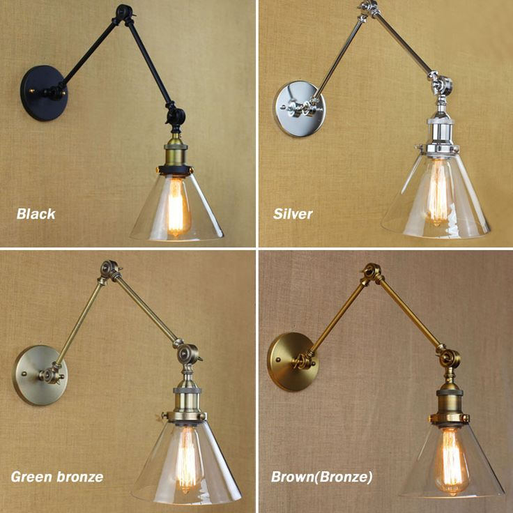 Wall Swing Lamps Fixture : 1000+ ideas about Swing Arm Wall Lamps on Pinterest Wall Lamps, Wall Sconces and Sconces