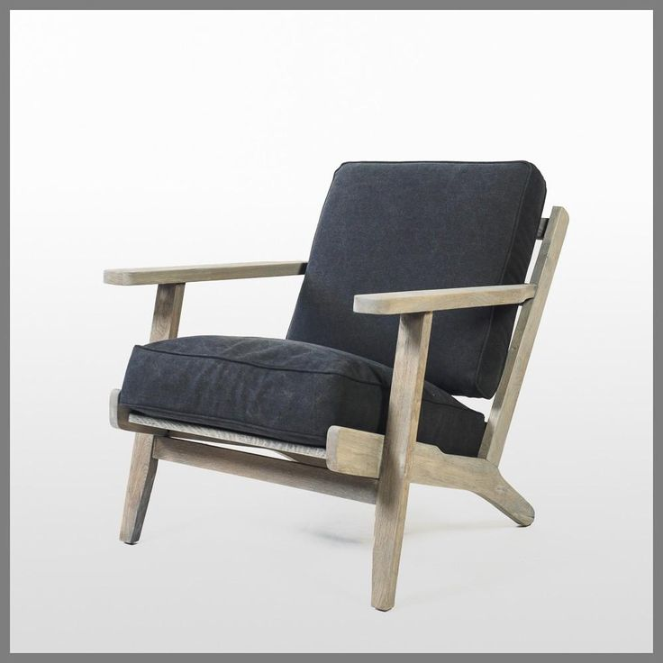Fremont Chair Charcoal