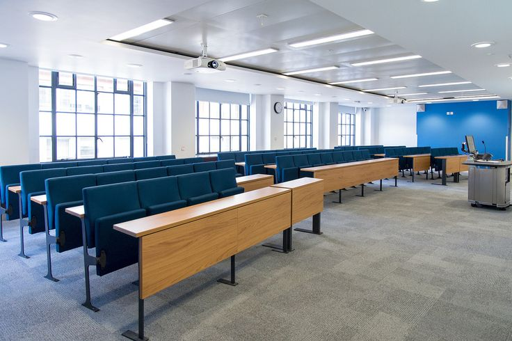 LSE Old Building 4th Floor lecture room