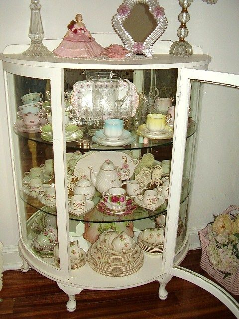 1000 ideas about vintage china cabinets on pinterest vintage china china cabinets and annie. Black Bedroom Furniture Sets. Home Design Ideas