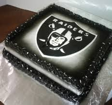 raiders cake design - Google Search