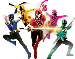 Power Rangers Universe - Power Rangers Wiki