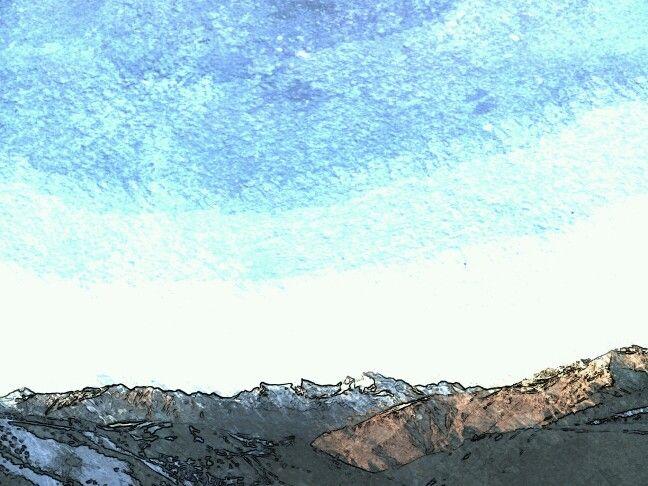 Boi Taüll Pyrenees Spain