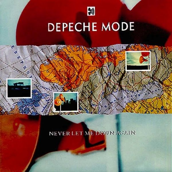 """Depeche Mode, """"Never Let Me Down Again"""" 