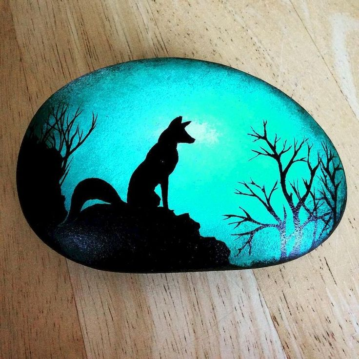 50+ Cute DIY Painted Rock Ideas for Your Home Decoration