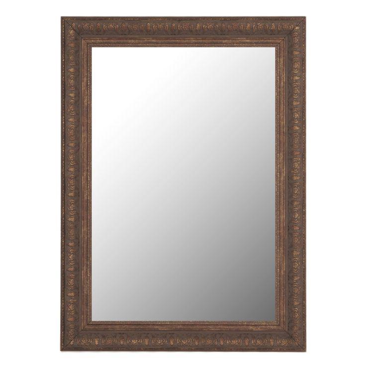 Ishtar Copper Gold Wall Mirror - 681300