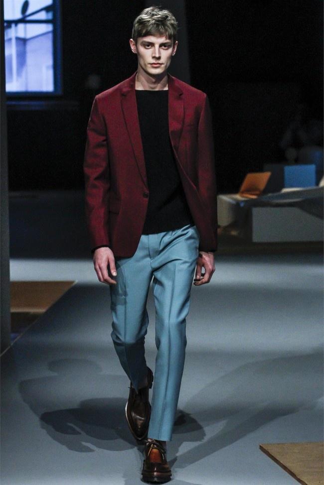 Prada. Fall/Winter 2013/2014  - Mode prêt à porter - Haute couture - Prada