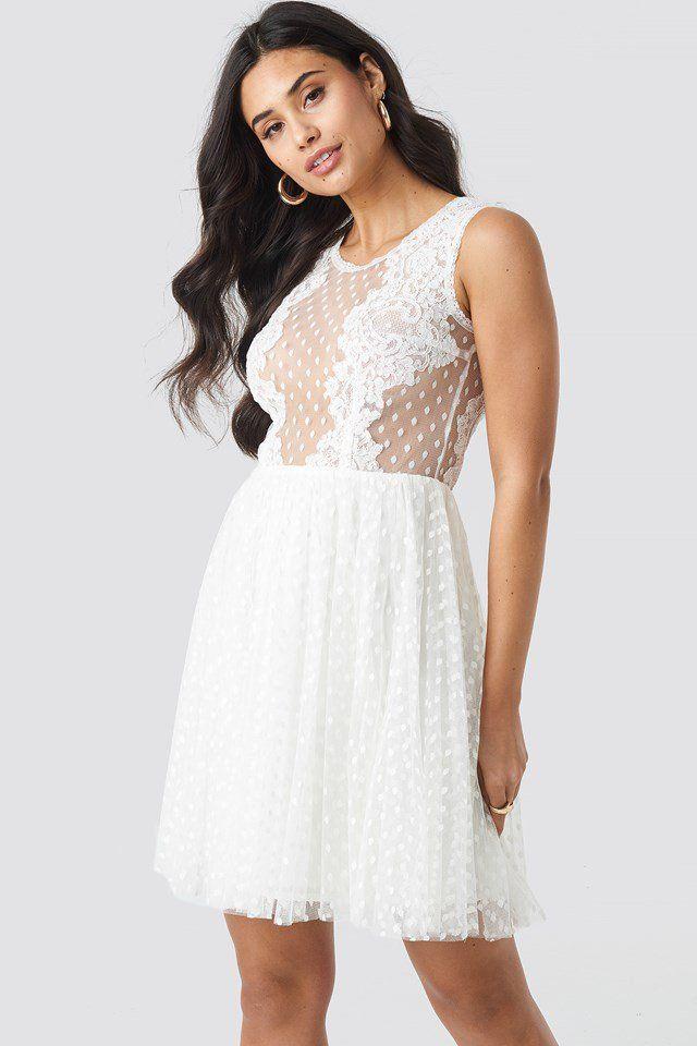 bf8f167e Trixie Dress i 2019   I DO //   Dresses, White dress och Formal dresses