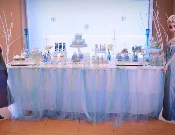 Frozen Disney Birthday Princess Guada PartiesFrozen