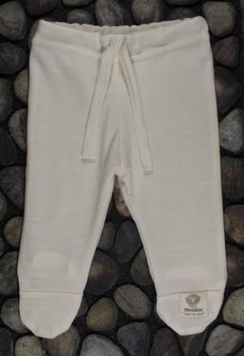 Footed Pants 100% premium New Zealand merino wool