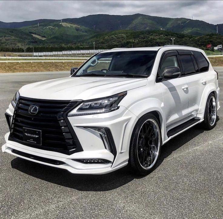 My dream car! in 2020 Lexus lx570, Dream cars, Lexus