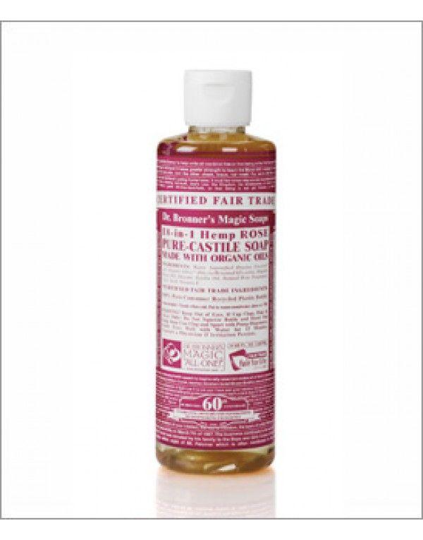 Flytende såpe. Renere såpe finner du ikke.  Rosesåpen er en vakker blanding av essensielle oljer som gir en elegant og romantisk duft. Alle...