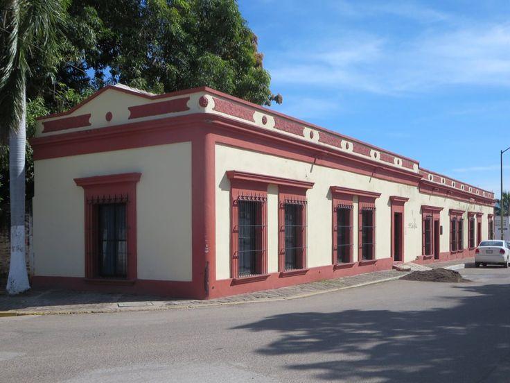 "The Museo de Lola Beltran, El Rosario, Sinaloa, Mexico, contains photos, dresses, and other mementos of the famous Mexican singer ""Lola La Grande"" (1935-1996)."