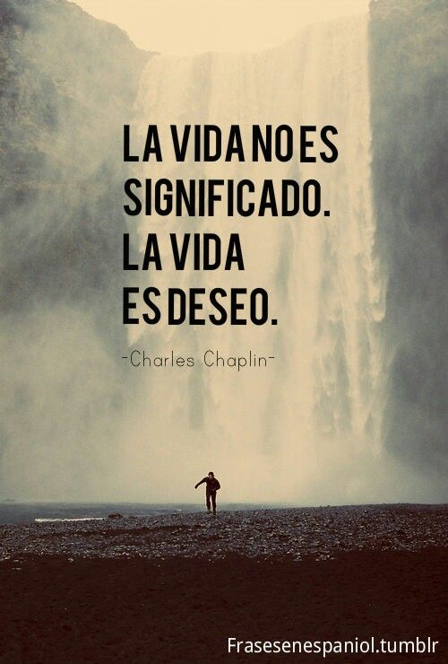 #charleschaplin #frase #espanol