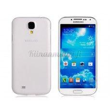 TPU-muovisuoja Samsung Galaxy S4, valkoinen