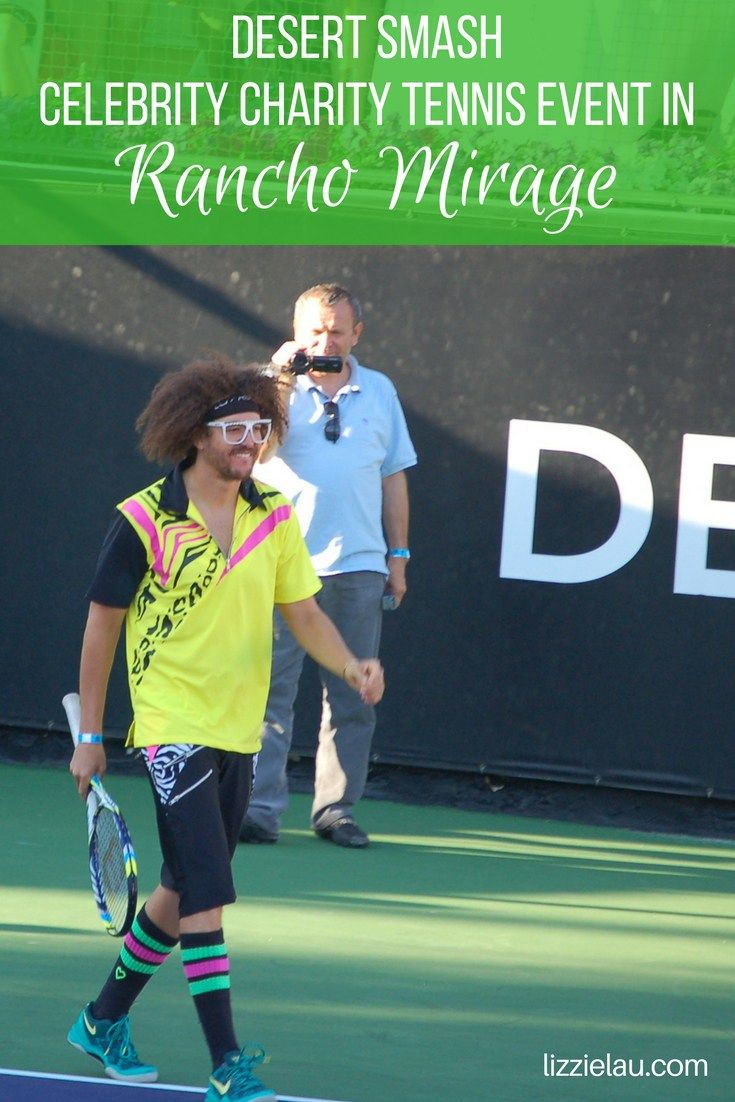 California Map Rancho Mirage%0A Desert Smash  Celebrity Charity Tennis Event in Rancho Mirage
