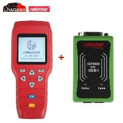 [ $26 OFF ] Obdstar X-100 Pro Auto Key Programmer (C+D+E) Type For Immo+Odometer+Obd Software Get The Eeprom Adapter