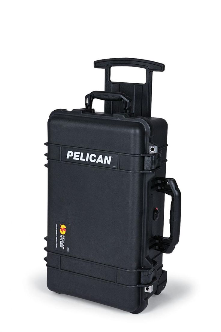 Pelican Case 1510. Love it but damn it's noisy when it rolls.