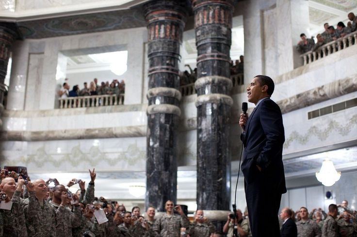 President Obama's visit to Kenya on Friday marks the 50th country visited during his time in the White House. In celebration, White House photographer Pe...