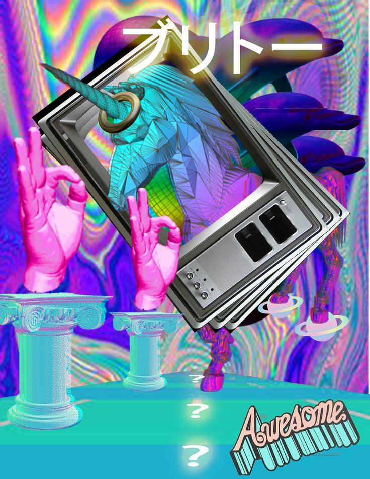 vaporwave, aesthetics, soul