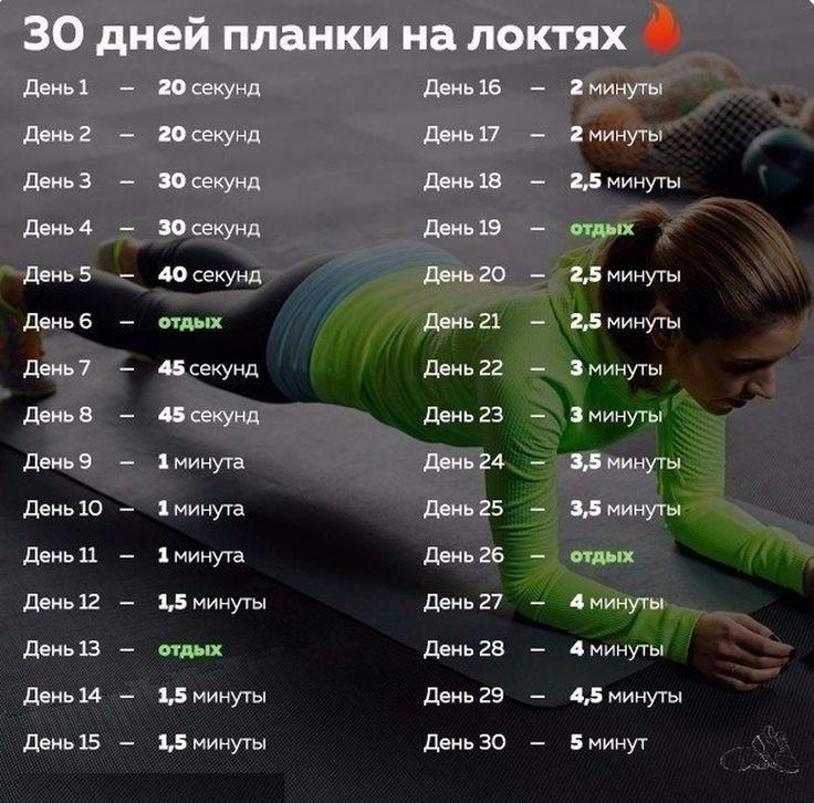 Упражнение планка - одно из лучших для пресса. И не только. Оно отлично прорабатывает мышцы плечевого пояса, спины, бедер и ягодиц. Но только при правильной технике выполнения.  💫Самое главное правило планки - ровное положение спины. Поясница должна быть абсолютно плоской. Нельзя ни прогибать, ни округлять ее. Иначе можно травмироваться.  💫Ноги - обязательно прямые. Чуть согнув колени, вы увеличиваете нагрузку на поясницу и в целом усложняете и без того нелегкое упражнение.  💫Ягодичные…