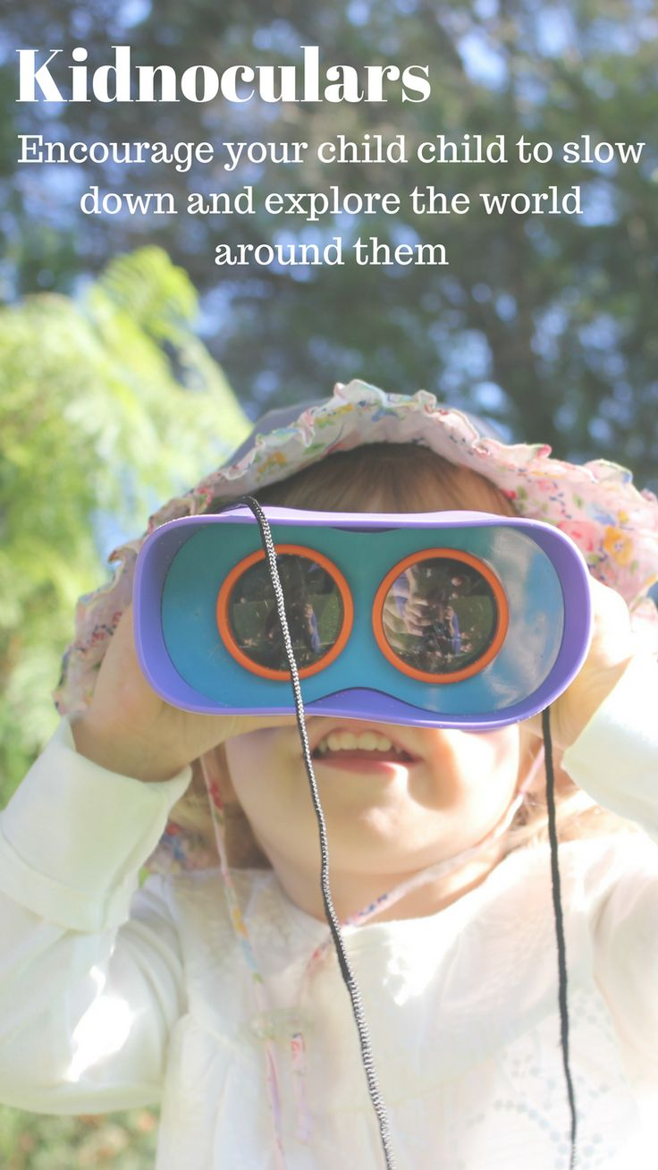 Exploring the great outdoors is something that seems to come naturally to our children, and introducing a resource such as the Kidnoculars adds an extra element of wonder to their already curious little minds. We love this resource because not only does it encourage little ones to slow down and explore the world around them, but it's also a great way to further develop their communication and language skills.  Read more...