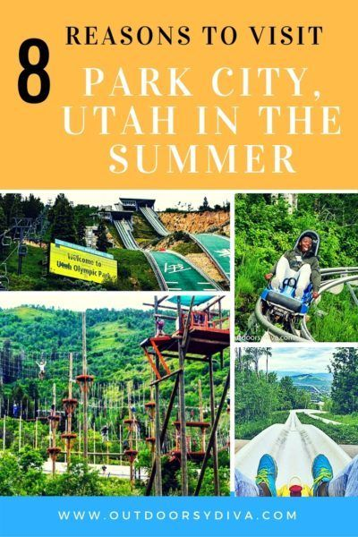 8 Reasons To Plan a Snowless Summer Vacation in Park City, Utah