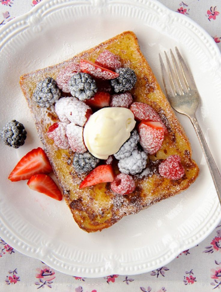 """Top 10 Tasty French Recipes..... Now that looks like what I would call """"FRENCH TOAST""""!!!!!  YUM :)"""