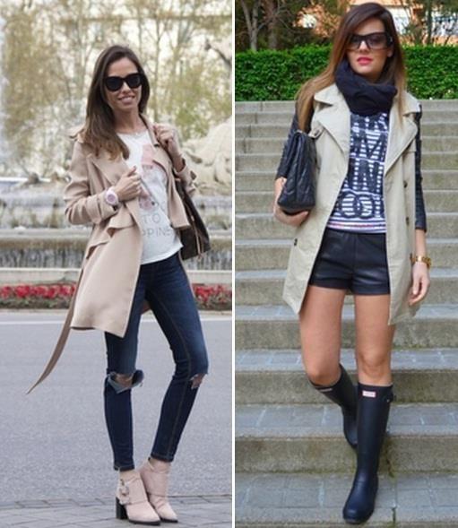 Какие пальто носят деловые женщины