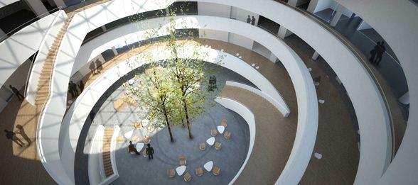 Novo Nordisk domicil :: Henning Larsen Architects