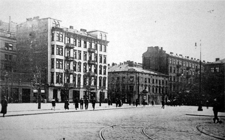 Pre-war Warsaw! (Pre-war images only, 5 image limit per post) - Page 2 - SkyscraperCity