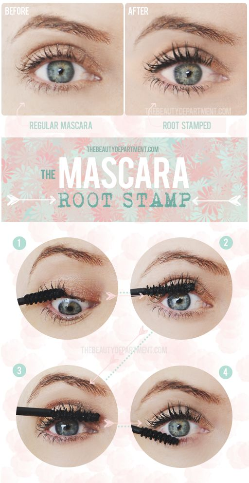 Technique Applying Cream Blush Or Highlighter: 1000+ Ideas About Mascara Tutorial On Pinterest