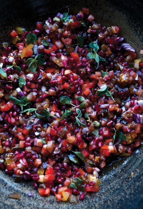 Party Time! Create a Mezze Menu with London Celebrity Chef Yotam Ottolenghi
