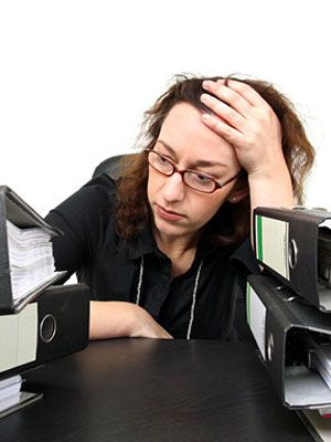 Symptoms of Stress - How Does Stress Affect Health at WomansDay.com - Woman's Day
