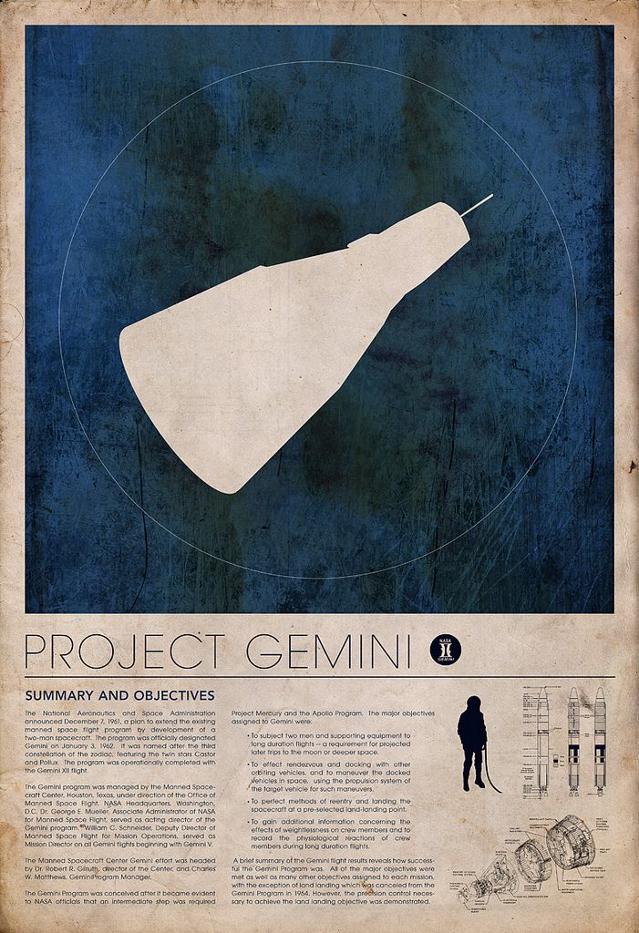 Project Gemini (info) | by justinvg