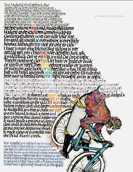 AB Banjo Patterson Mulga Bill's Bicycle