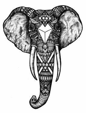 Mendi elephant