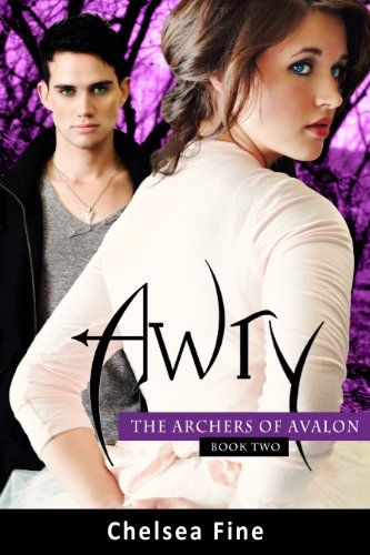 Awry (The Archers of Avalon, Book Two)--- I've got like 10% of this book left!