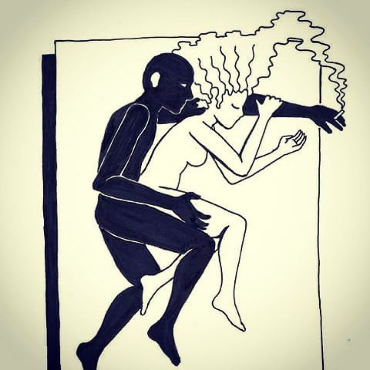 En el sexo anal la posición de lado, como en 'cucharita', ayuda a relajarse, despierta ternura y favorece la estimulación. 〰  #LaSanta #sextips #sexoanal #placersexual #tiendaerotica #placersexual #juegosenpareja #eroticart #ilustracioneseroticas