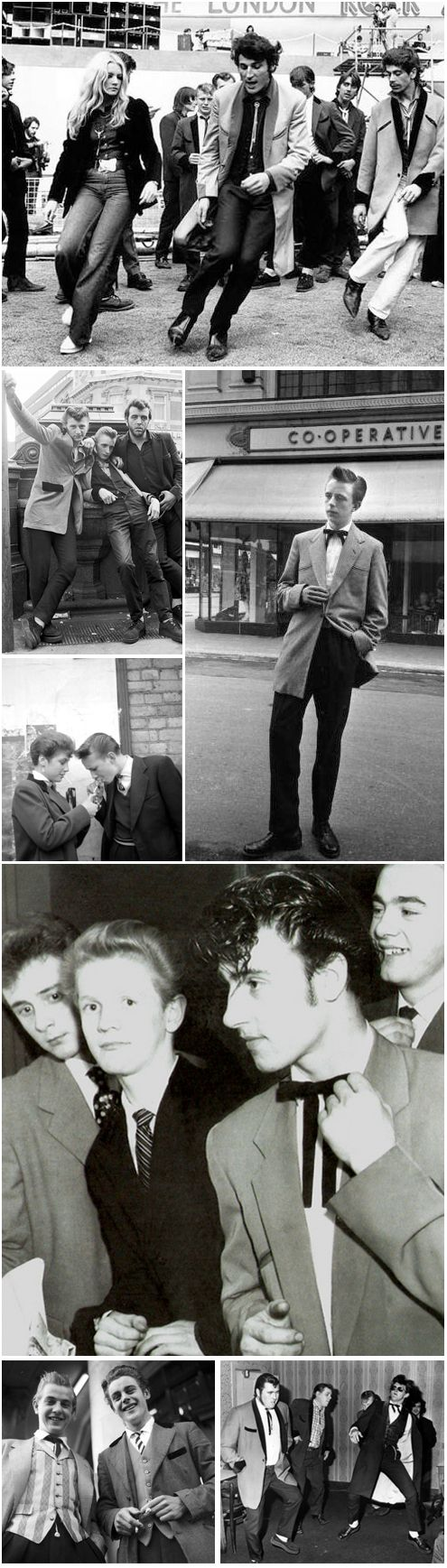 Teddy Boys                                                                                                                                                                                 More
