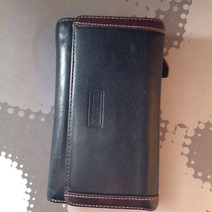 A personal favourite from my Etsy shop https://www.etsy.com/nz/listing/556235813/buxton-wallet-leather-wallet-black