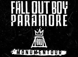 Monumentour: Fall Out Boy and Paramore Tickets SOOOO WANNA GO